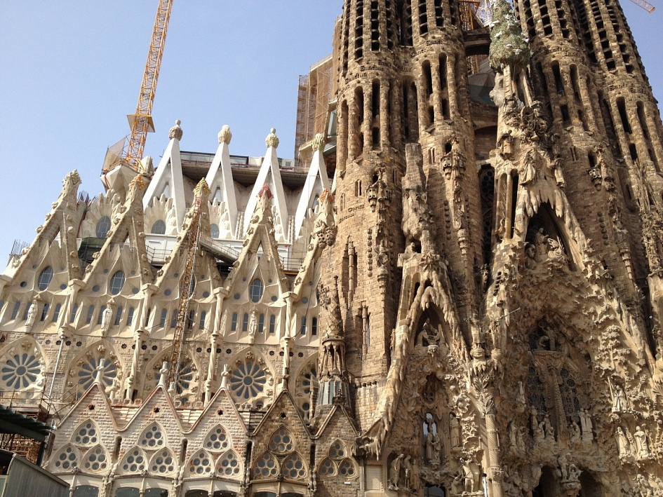 "the planning background history and design process of the temple expiatori de la sagrada familia by  Its official catalan name is ""temple expiatori de la sagrada into the design of the basilica the sagrada familia history of the sagrada familia."